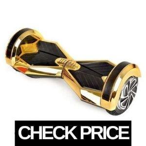 Best Golden Hoverboard