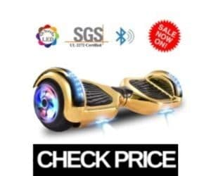 Dartjet 6.5 Best Gold Hoverboard
