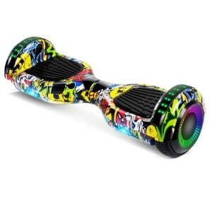 SISIGAD colorful hoverboard