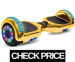 CHO Gold Hoverboard
