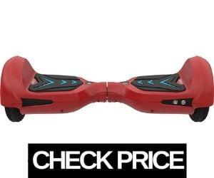 Jetson V6 Hoverboard Price