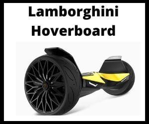 Lamborghni Hoverboard Review