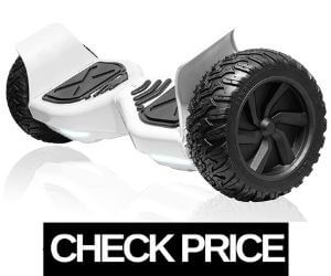 TPS All Terrain Off Road Hoverboard
